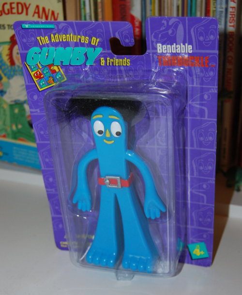 Gumby thinbuckle