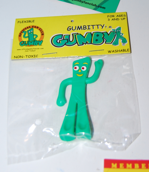 Gumby fan club 2