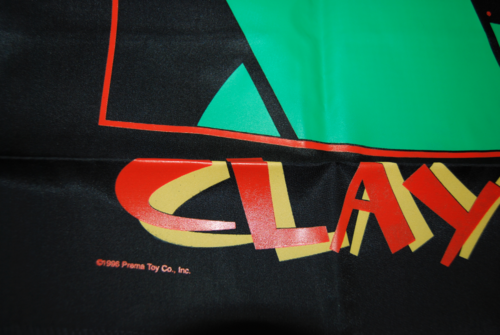 Gumby claymates banner 1996 x