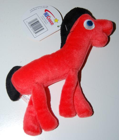 Pokey plush toy x
