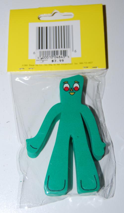Gumby antenna topper x