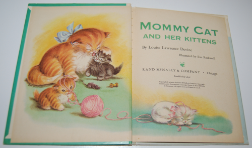 Mommy cat 1