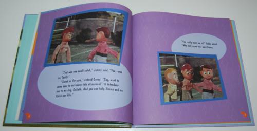 Davey & goliath books 5