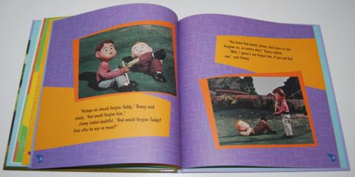 Davey & goliath books 9