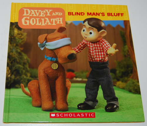 Davey & goliath books 11