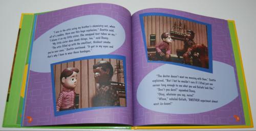 Davey & goliath books 15