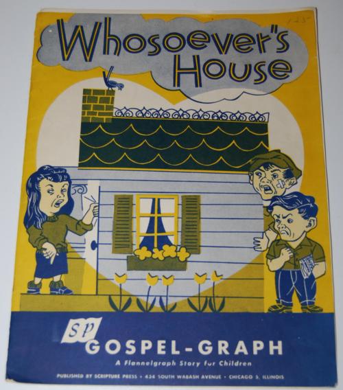 Whosoever's house