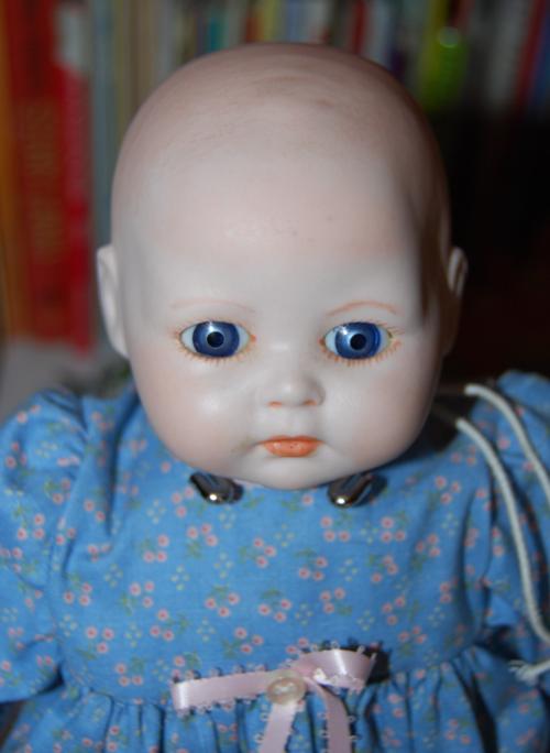 Bisque baby doll kesmer century 5