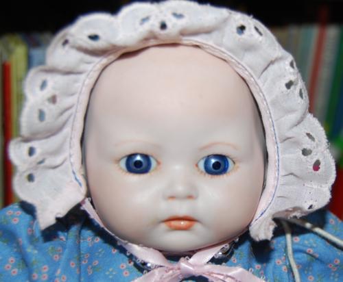 Bisque baby doll kesmer century 3