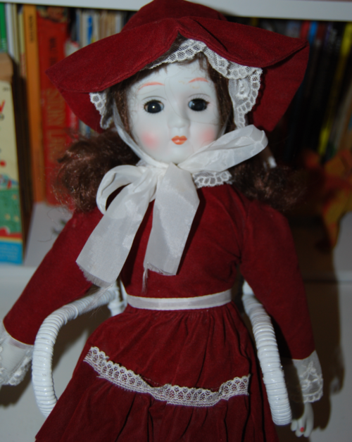 Bisque doll 2