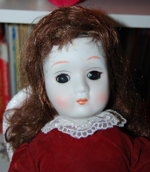 Bisque doll 1