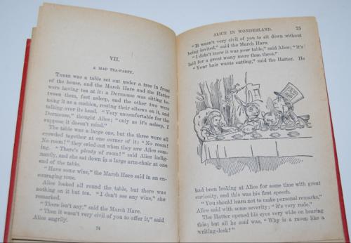 Alice's adventures in wonderland ny book co 1911 9