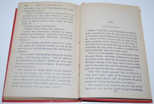 Alice's adventures in wonderland ny book co 1911 11
