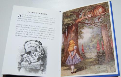 Alice in wonderland notecard set 2