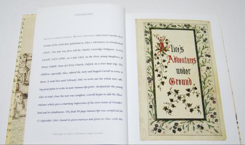 Alice's adventures underground book of days 2