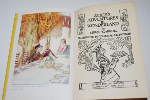 Alice in wonderland jr deluxe edition 1