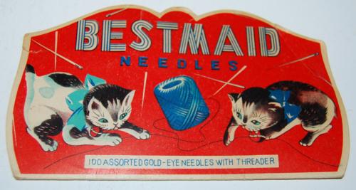 Vintage best maid needles