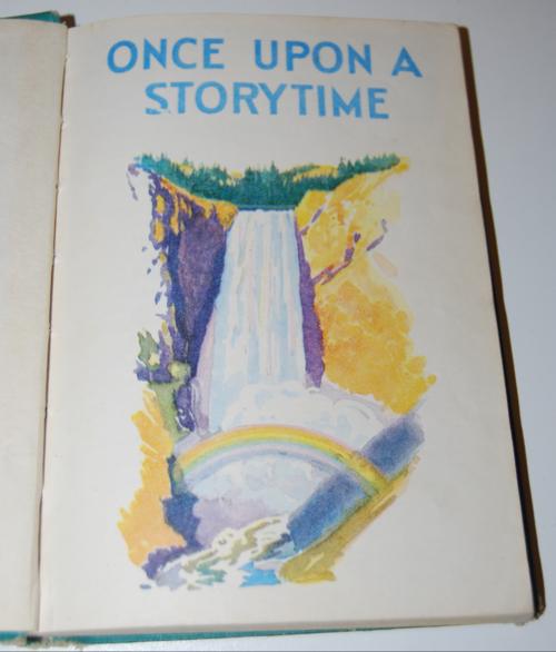 Once upon a storytime vintage reader 1