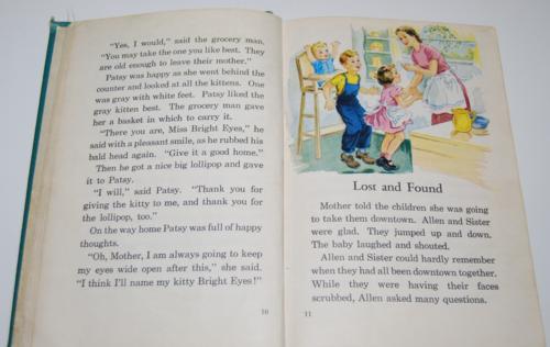 Once upon a storytime vintage reader 5