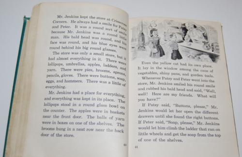 Once upon a storytime vintage reader 8