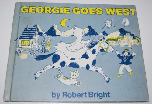 Georgie goes west