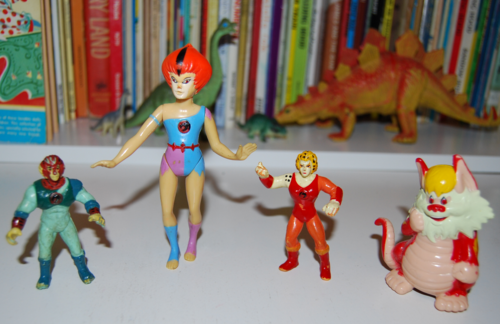 Thundercats figures