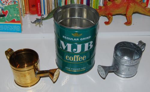Vintage mjb can