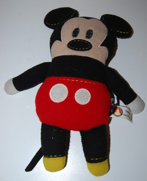 Mickey mouse plush toy 2