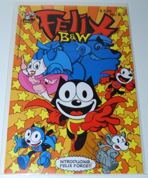 Felix b&w comic 6