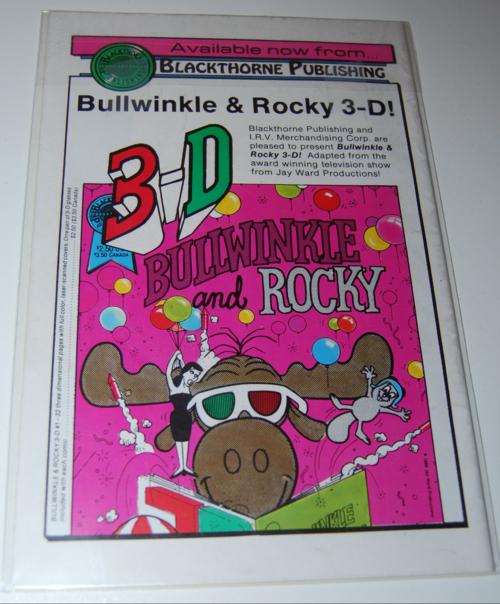 Gumby 3d comic blackthorne 3x