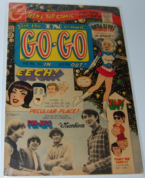 Go go comic