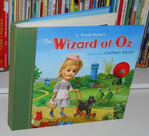Graham rawle's wizard of oz