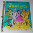 Little golden book wizard of oz