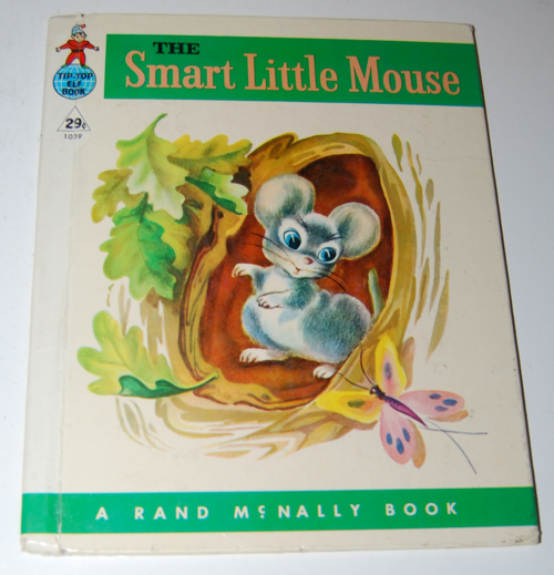 The smart little mouse elf book