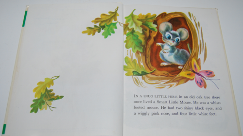 The smart little mouse elf book 2