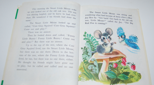 The smart little mouse elf book 4