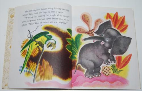 The saggy baggy elephant 3