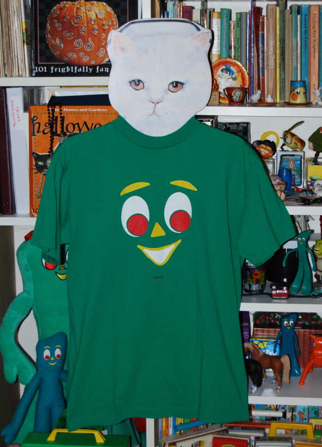gumby t-shirts