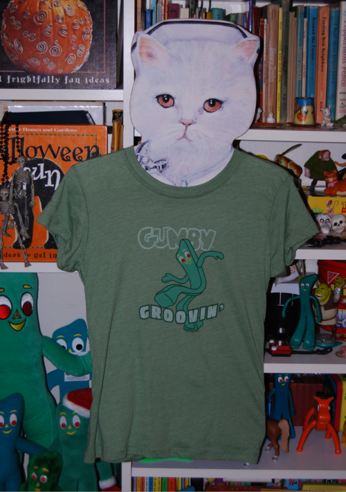 Gumby t shirt 2
