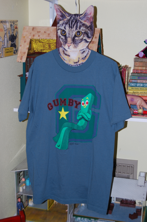 Gumby t shirt 8