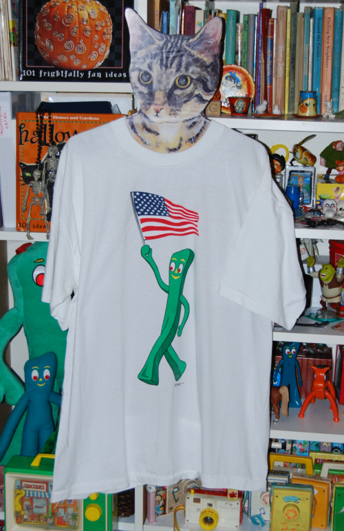 Gumby t shirt 14