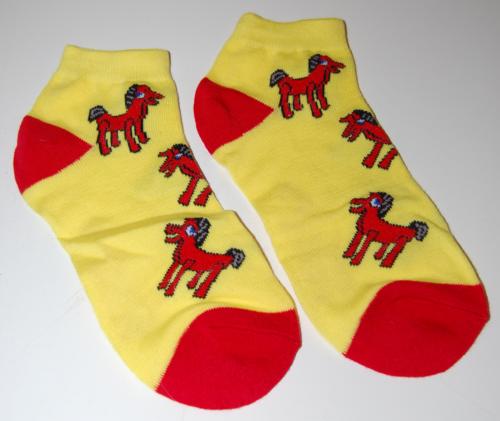 Gumby socks 2
