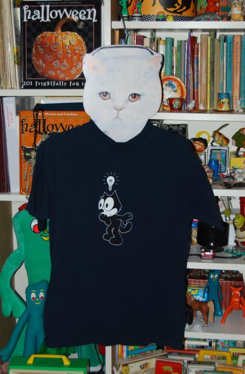 Felix the cat t shirt 2