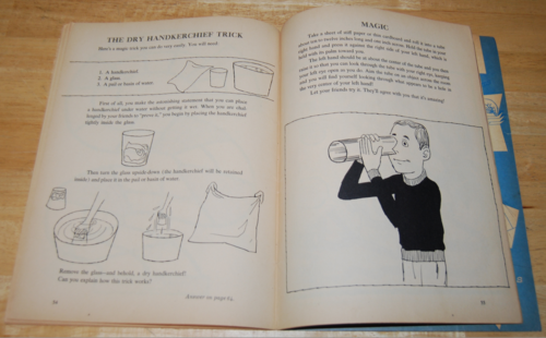 Bewitched vintage activity book 11