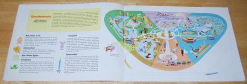 Vintage disneyland guide 2