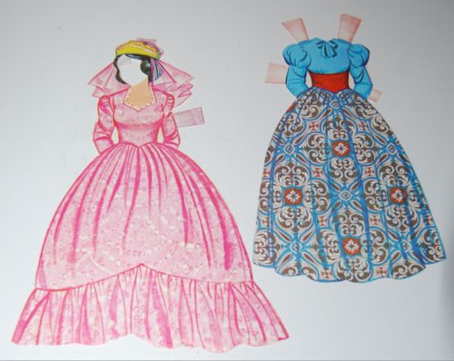 Disney snow white paper dolls 12