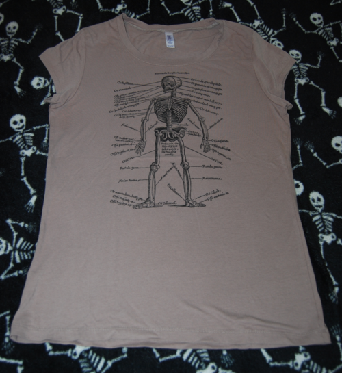 T shirts skelly