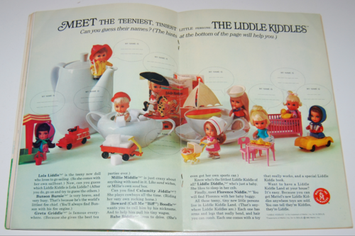 Jack & jill magazine june 1966 5