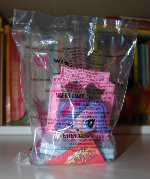 Littlest pet shop happy meal 4