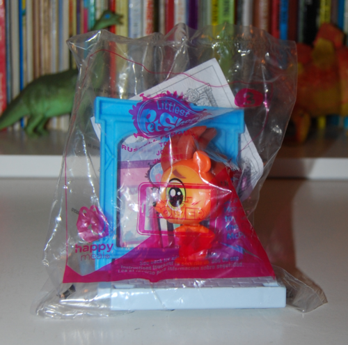 Littlest pet shop happy meal 6